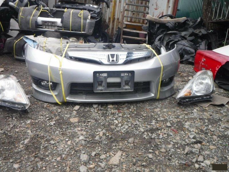 Nose cut Honda Fit Shuttle GP2 LDA 2012г передний (б/у) 314