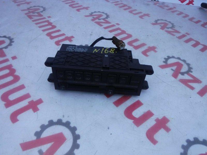 Блок управления климат-контролем Nissan Homy ARME24 (б/у) 168 2,76E+16