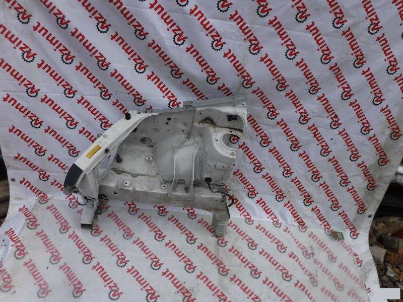 Лонжерон Toyota Raum EXZ15 5EFE 2002г. передний правый (б/у) 102