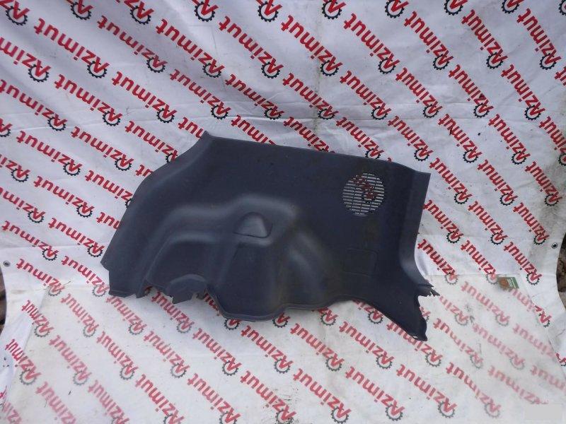 Обшивка багажника Toyota Raum EXZ15 5EFE задняя правая (б/у) 106