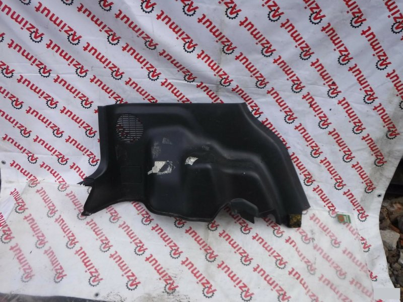 Обшивка багажника Toyota Raum EXZ15 5EFE задняя левая (б/у) 108