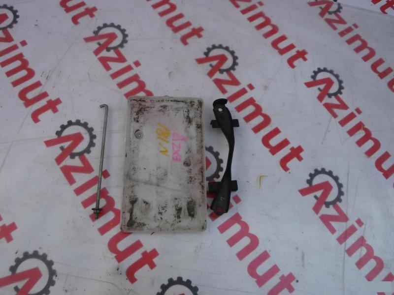 Подставка под аккумулятор Toyota Raum EXZ10 5EFE (б/у) 181