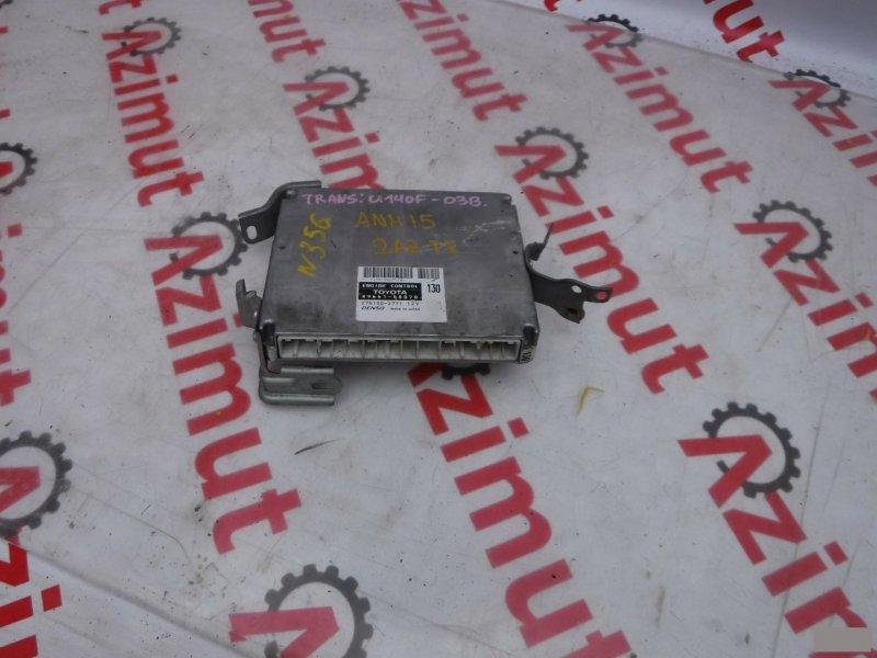 Блок управления efi Toyota Alphard ANH15W 2AZFE (б/у) 356 8966158070
