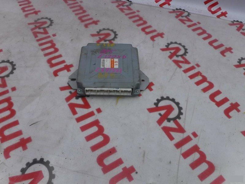Блок управления efi Subaru Legacy BP5 EJ20XD (б/у) 358 22611AK233