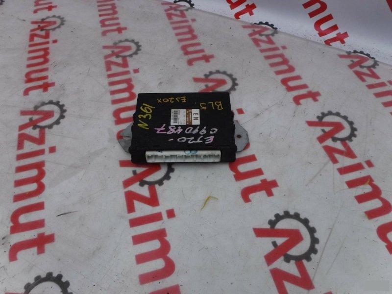 Блок управления efi Subaru Legacy BL5 EJ20X (б/у) 361 22611AM950