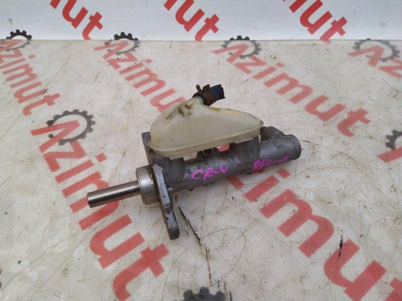 Главный тормозной цилиндр Honda Cr-V RE4 K24A (б/у) 572