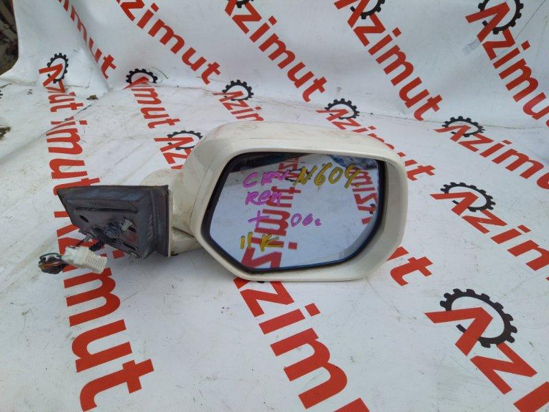 Зеркало Honda Cr-V RE4 2006 правое (б/у) 604
