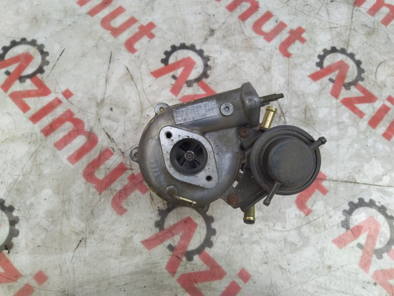 Турбина Suzuki Alto Lapin HE21S K6AT (б/у) 83GBO VZ49 0112