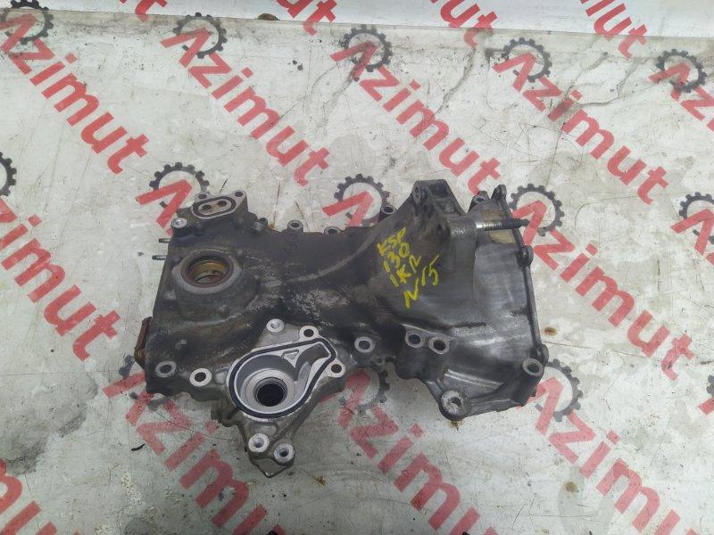 Лобовина двс Toyota Vitz KSP130 1KRFE (б/у) 15