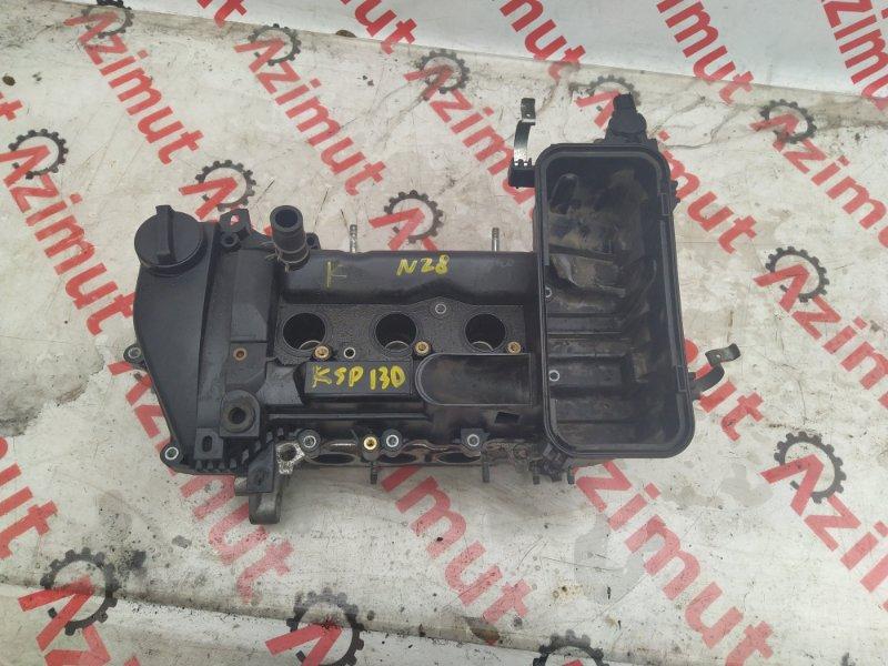 Головка блока цилиндров Toyota Vitz KSP130 1KRFE (б/у)