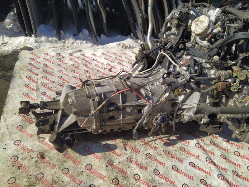 Мкпп Subaru Impreza GG2 EJ152DW 2004 (б/у) 192 TM754RU6AA