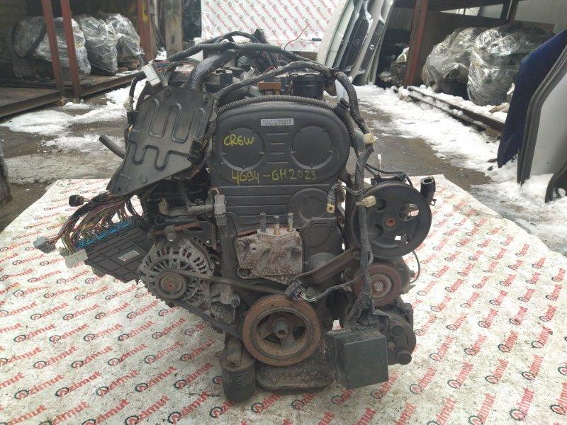 Двигатель Mitsubishi Dion CR6W 4G94 2004 (б/у) JH2023