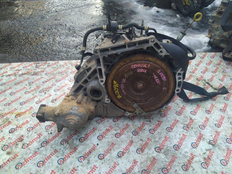 Акпп Honda Odyssey RB4 K24A 2009 (б/у) 6007 MLKA