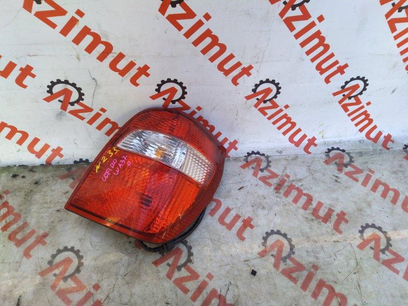 Стоп-сигнал Nissan Cefiro WA32 VQ20DE 1999 задний правый (б/у) 48-03