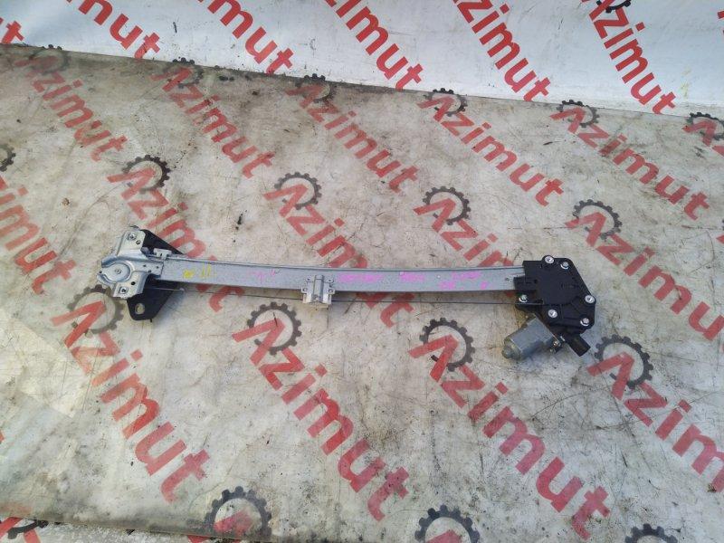 Стеклоподъемник Honda Odyssey RB4 K24A 2009 передний правый (б/у)