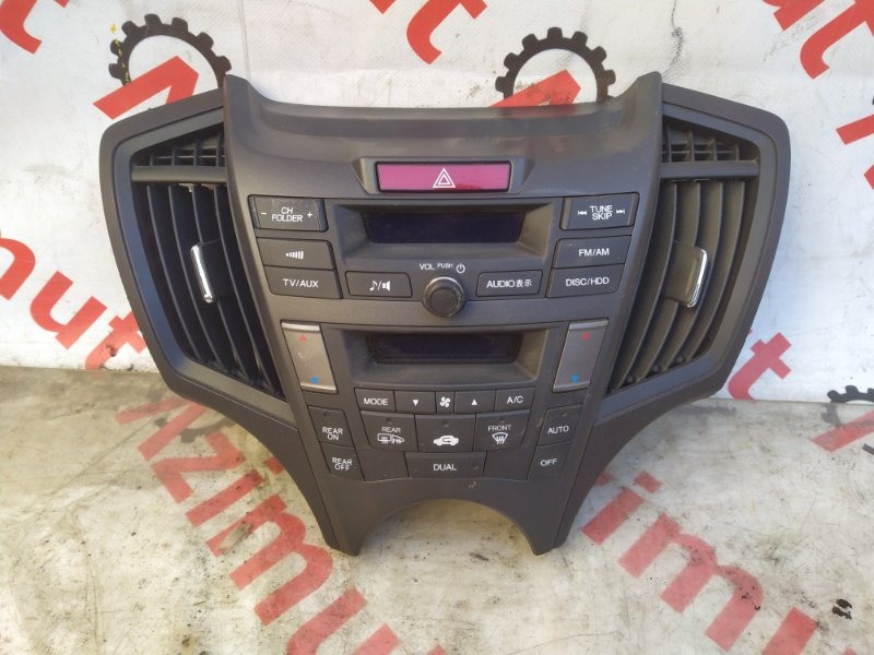 Блок управления климат-контролем Honda Odyssey RB4 2009 (б/у)