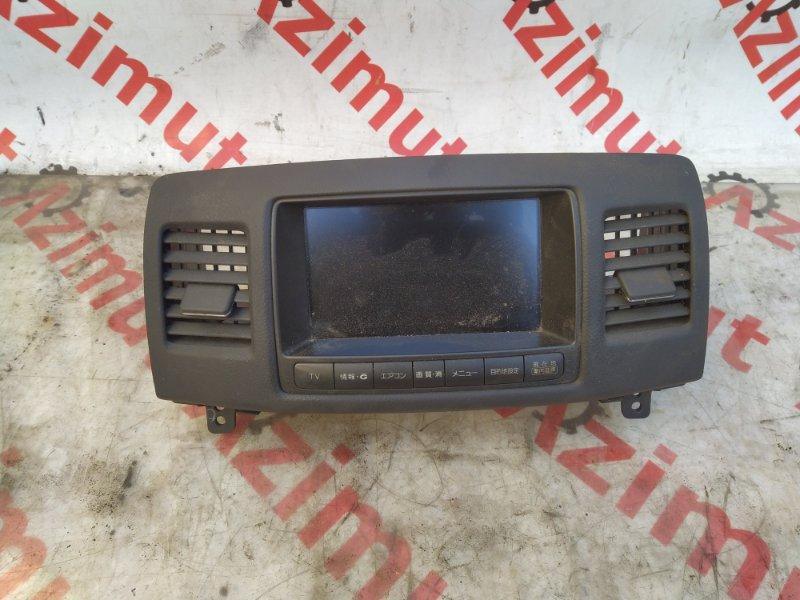 Монитор Toyota Mark Ii GX110 1GFE 2004 (б/у) 29 86110-22081