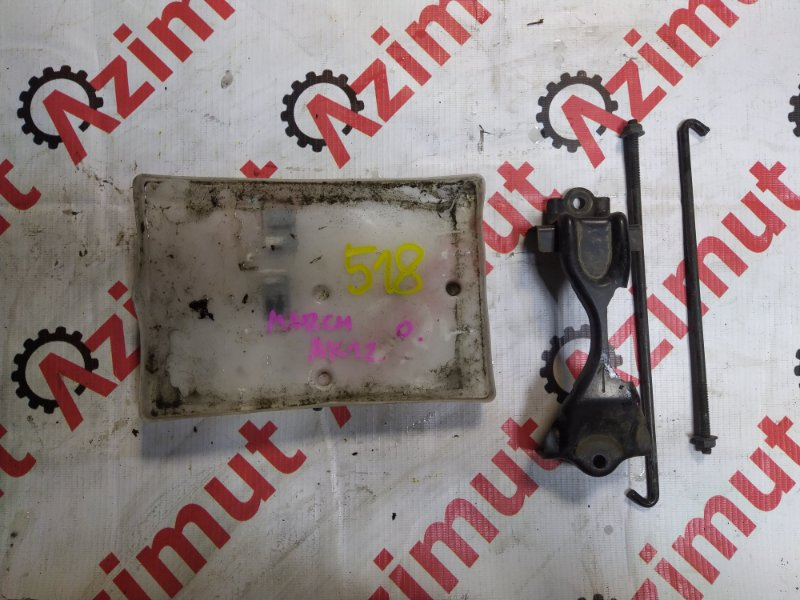 Подставка под аккумулятор Nissan March AK12 CR12DE 2002 (б/у) 518
