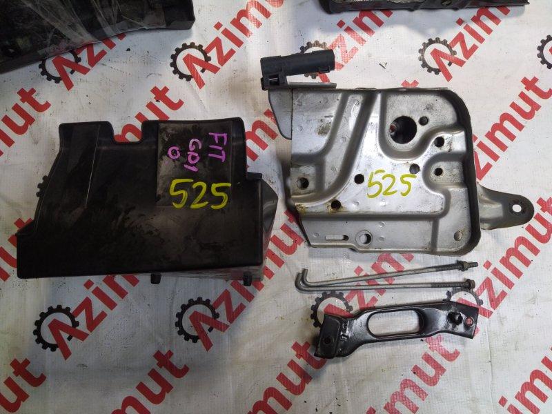 Подставка под аккумулятор Honda Fit GD1 L13A 2002 (б/у) 525