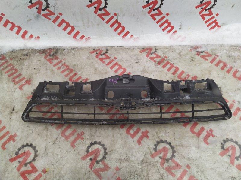Решетка бамперная Toyota Aqua NHP10 1NZ-FXE 2012 (б/у) 53111-52570
