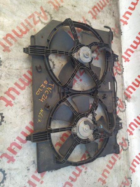 Диффузор радиатора Nissan Serena TNC24 QR20DE (б/у) 663