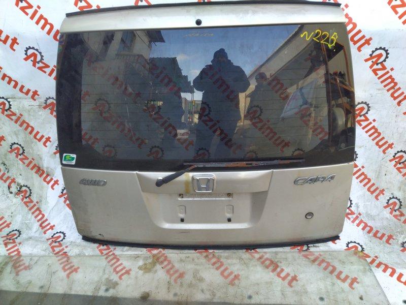 Дверь задняя Honda Capa GA4 (б/у) 225