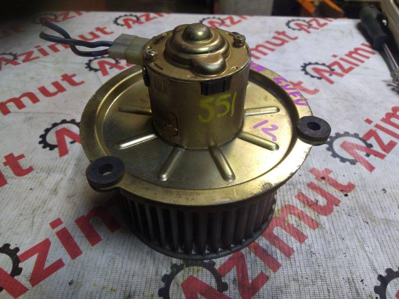 Мотор печки Mazda Capella GVFV (б/у) 551