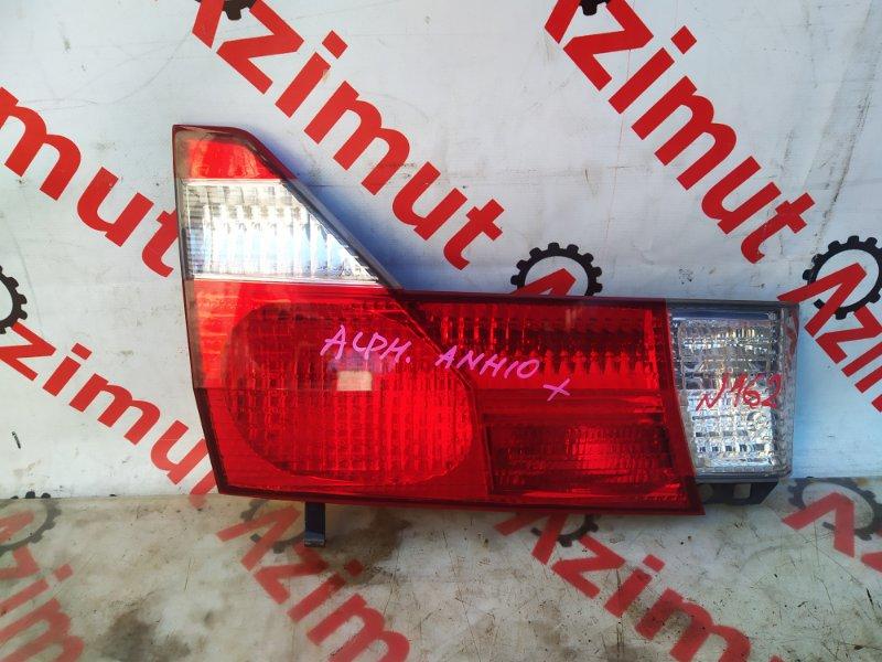 Стоп-вставка Toyota Alphard ANH10 левая (б/у) 58-7