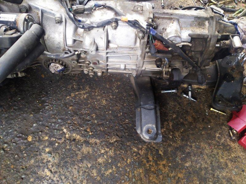 Мкпп Subaru Impreza Wrx GH8 EJ20XH 2008 (б/у) TY758VB1AA