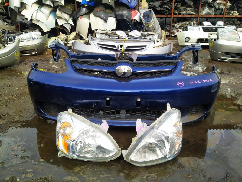 Nose cut Toyota Platz NCP12 1NZ-FE 2004 (б/у) 156