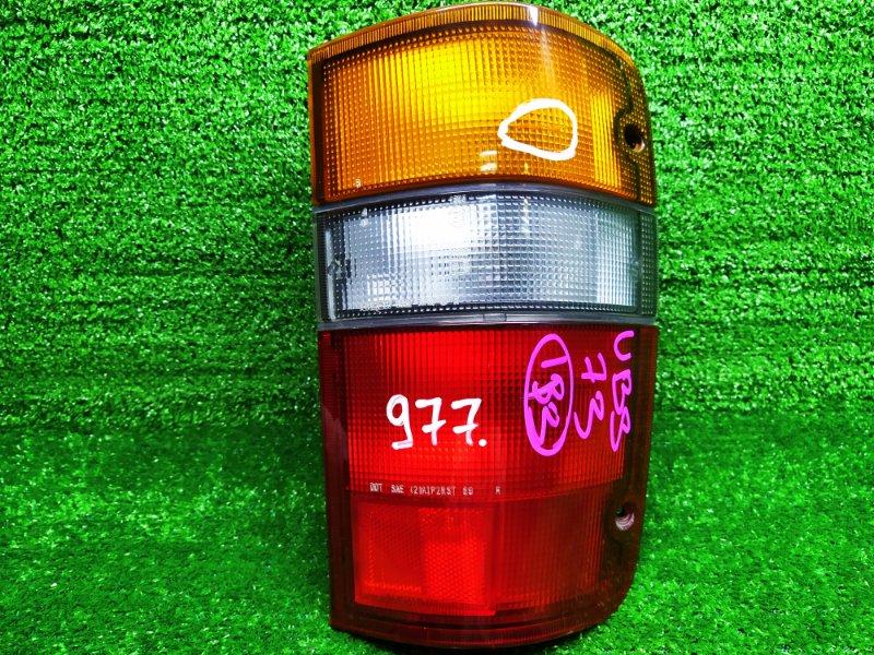 Стоп-сигнал Isuzu Bighorn UBS73GW 4JX1TE 1998 правый (б/у) 977 7338