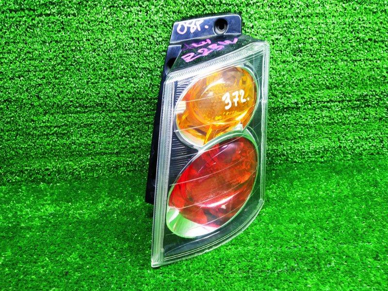 Стоп-сигнал Mitsubishi Colt Plus Z23W правый (б/у) 4600