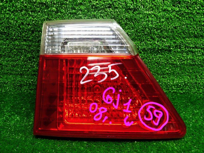 Стоп-вставка Honda Airwave GJ1 L15A 2007 левая (б/у) 132-22591