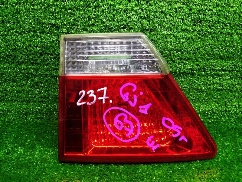 Стоп-вставка Honda Airwave GJ1 L15A 2004 левая (б/у) 132-22591
