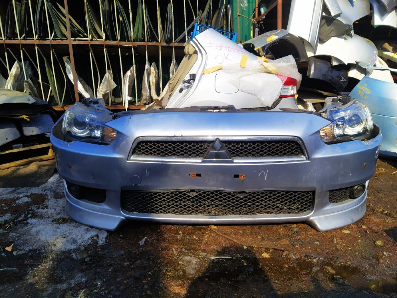 Nose cut Mitsubishi Galant Fortis CY4A 4B11 2007 (б/у) 702