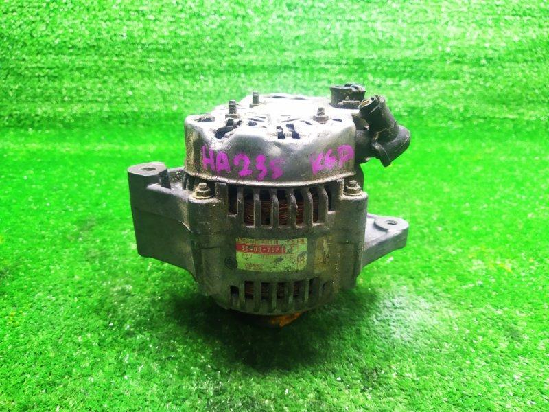 Генератор Suzuki Alto HA23S K6A (б/у) 351 31400-75F0