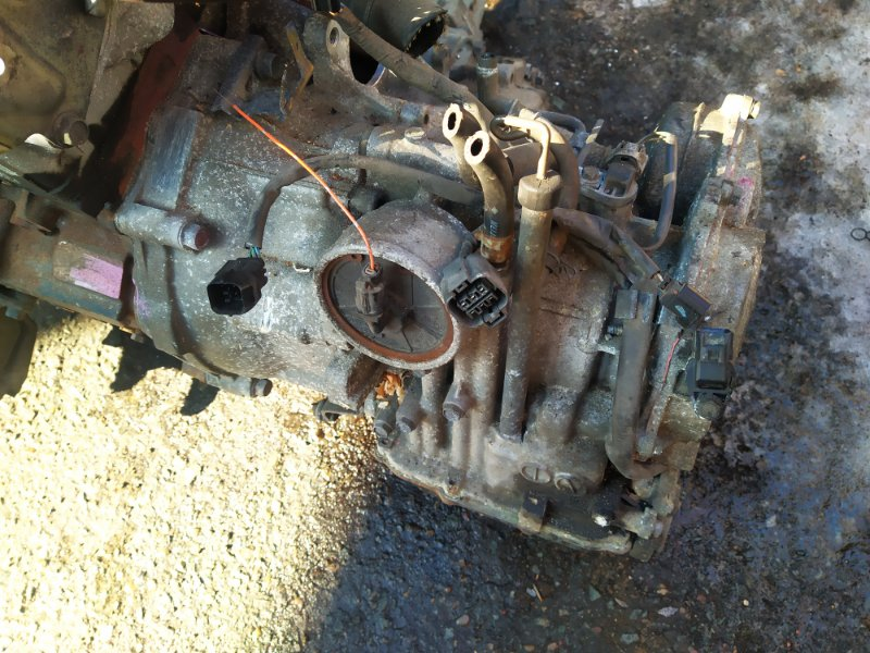 Акпп Nissan Otti H92W 3G83 2006 (б/у) 217 W4A1C