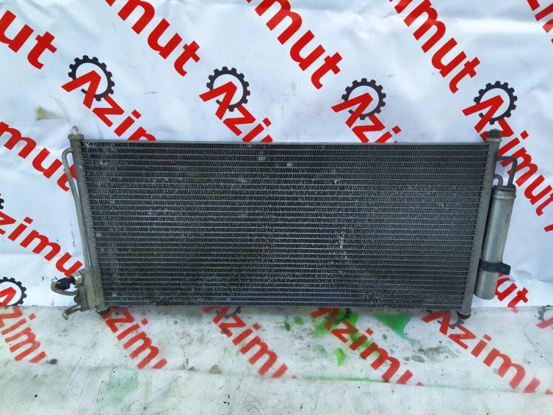 Радиатор кондиционера Nissan Teana J31 VQ23DE (б/у) 171
