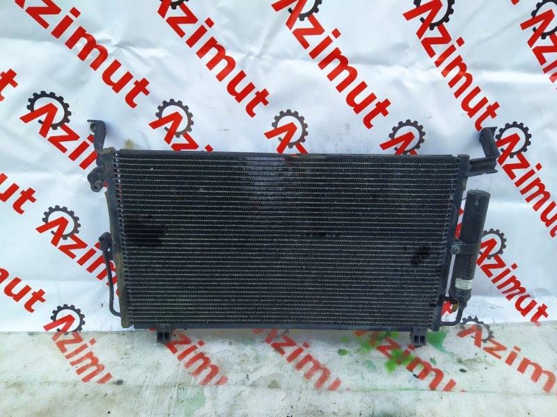 Радиатор кондиционера Mitsubishi Dingo CQ1A 4G13 2000 (б/у)