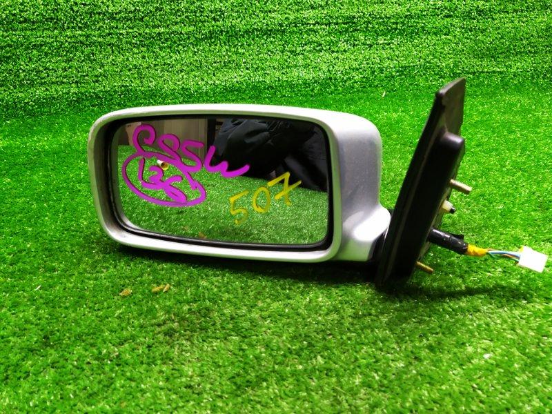 Зеркало Mitsubishi Lancer Cedia CS5W 4G93 2000 левое (б/у) 507