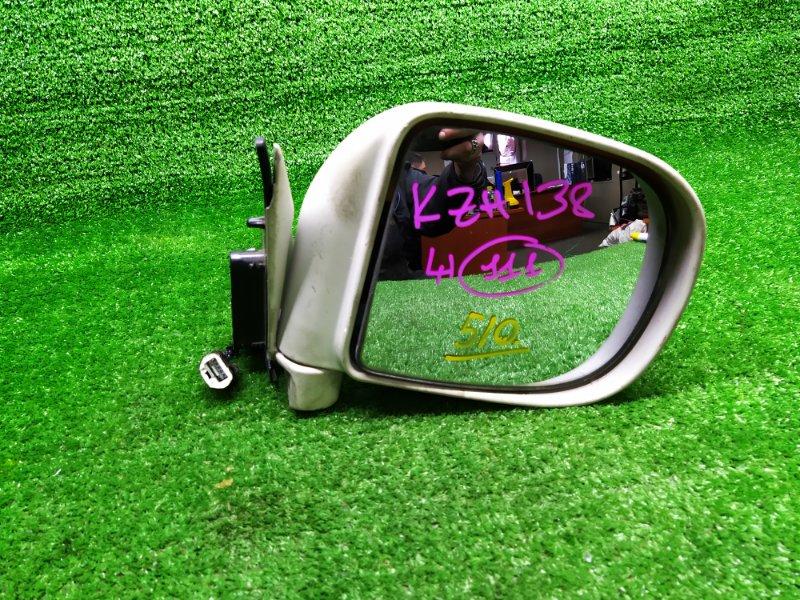 Зеркало Toyota Hiace KZH138 1KZ-TE 1997 правое (б/у) 510
