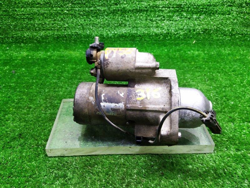 Стартер Nissan Fuga PY50 VQ35DE (б/у) 316 23300 JK20B