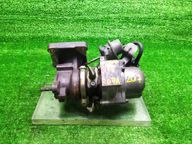 Турбина Honda Life JB7 P07A (б/у) 207 VG10