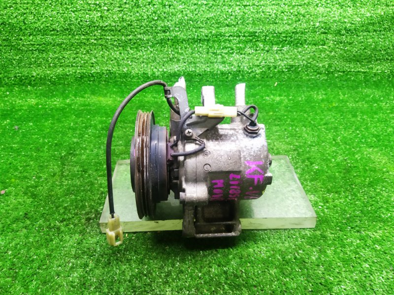 Компрессор кондиционера Daihatsu Move L185S KF-VE (б/у) 447260-5873