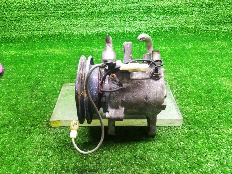Компрессор кондиционера Daihatsu Tanto L350S EF-VE (б/у) 447260-5480