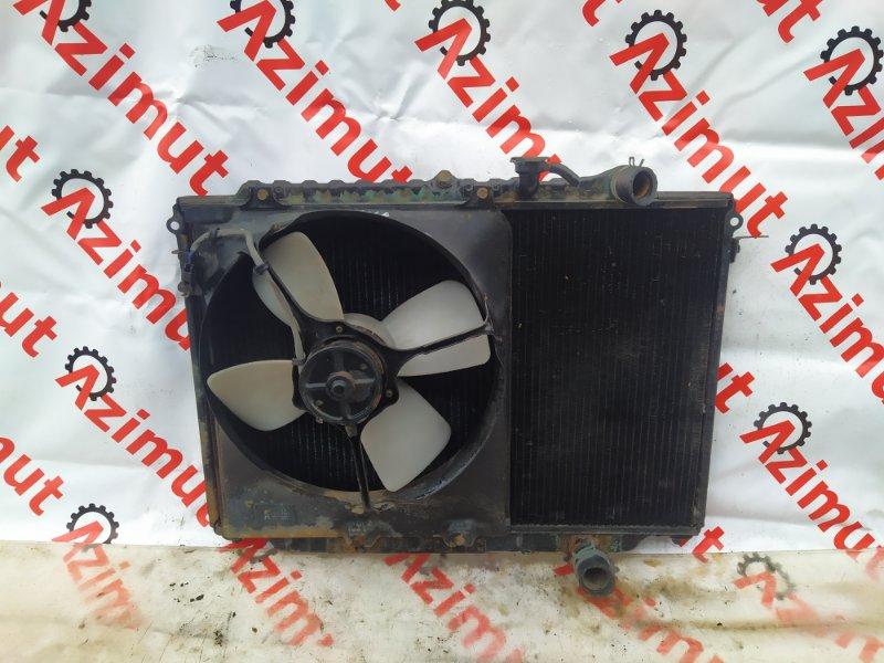 Радиатор основной Mazda Capella GVFV RF 1994 (б/у) 323