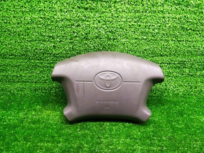 Airbag на руль Toyota Corolla EE111 4EFE 1998 (б/у) 309