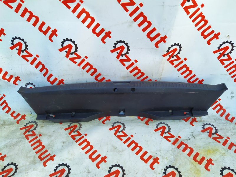 Накладка замка багажника Mitsubishi Galant Fortis CY4A 4B11 2007 (б/у) 262
