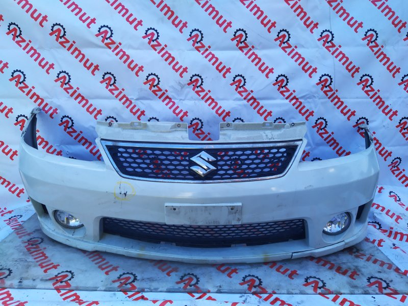 Бампер Suzuki Aerio RC51S M18A 2004 передний (б/у) 850/2