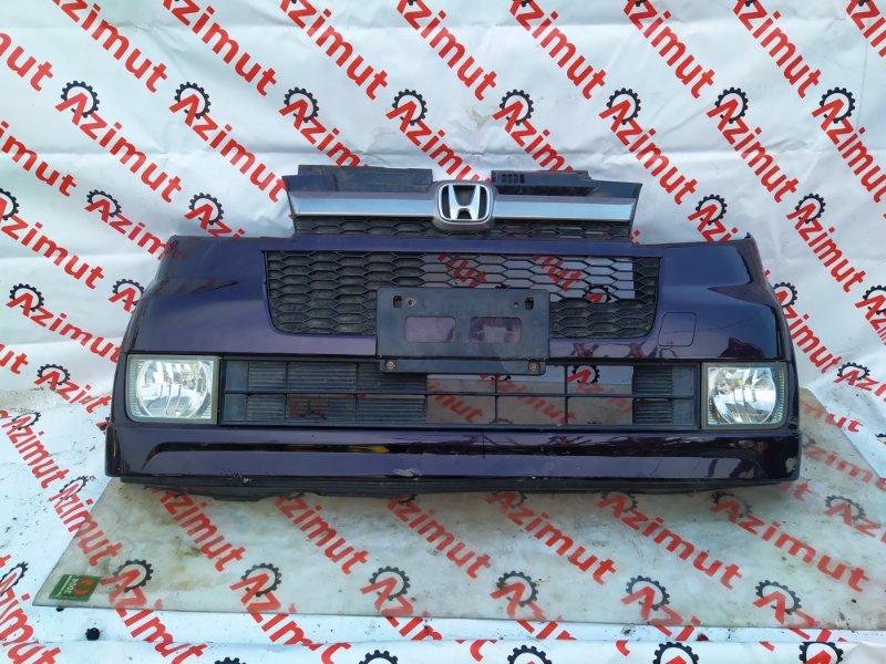 Бампер Honda Zest JE1 2008 передний (б/у) 868/2